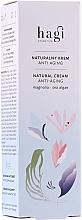 Fragrances, Perfumes, Cosmetics Natural Face Cream - Hagi Natural Face Cream Anti-aging