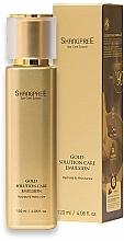 Fragrances, Perfumes, Cosmetics Regenerating Face Emulsion - Shangpree Gold Solution Care Emulsion