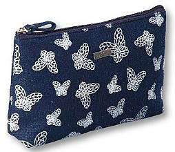 Fragrances, Perfumes, Cosmetics Makeup Bag, 96198, blue - Top Choice