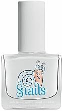 Fragrances, Perfumes, Cosmetics Nail Top Coat - Snails Natural Top Coat