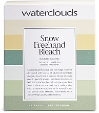 Fragrances, Perfumes, Cosmetics Bleaching Powder for Balayage - Waterclouds Snow Bleach Freehand