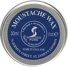 Fragrances, Perfumes, Cosmetics Moustache Wax - Taylor of Old Bond Street Moustache Wax Tin