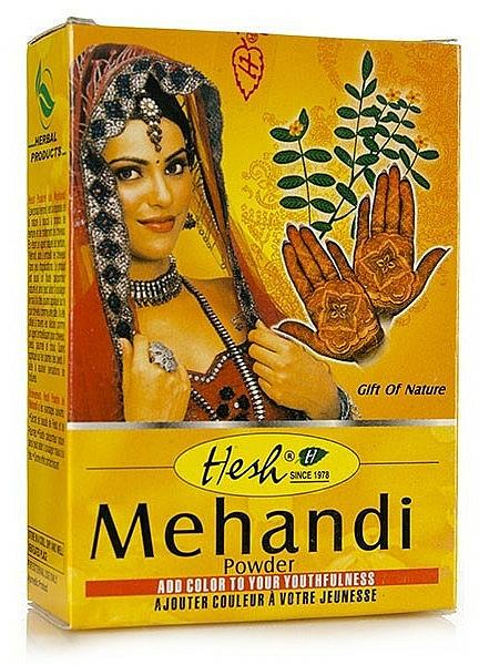 Hair Henna Powder - Hesh Mehandi Powder