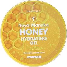 Fragrances, Perfumes, Cosmetics Moisturizing Gel 'Manuka Royal Honey' - Dewytree Royal Manuka Honey Hydrating Gel