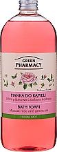 "Fragrances, Perfumes, Cosmetics Bubble Bath ""Muscat Rose and Green Tea"" - Green Pharmacy"