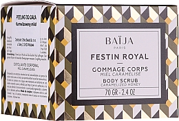 Fragrances, Perfumes, Cosmetics Body Scrub - Baija Festin Royal Body Scrub