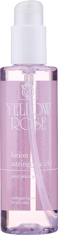 Pore-Shrinking Lotion - Yellow Rose Lotion Astringente A