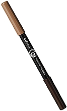Fragrances, Perfumes, Cosmetics Duo Eye Pencil - Oriflame On Color Perfect Duo Eye Pencil