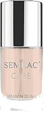 Fragrances, Perfumes, Cosmetics 10-in-1 Nail Hardener - Semilac Vitamin 10 in 1