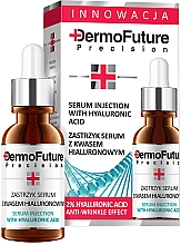 Fragrances, Perfumes, Cosmetics Hyaluronic Acid Concentrate Serum - DermoFuture Injection Hyaluronic Acid