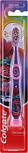 Fragrances, Perfumes, Cosmetics Kids Toothbrush, 2-6 yrs, purple-pink - Colgate Smiles Kids Extra Soft