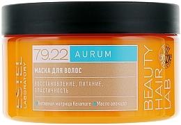 Fragrances, Perfumes, Cosmetics Hair Mask - Estel Beauty Hair Lab 79.22 Aurum