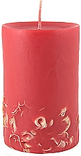 "Fragrances, Perfumes, Cosmetics Scented Candle ""Cabernet Sauvignon"" - Bulgarian Rose"