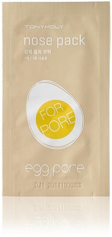 Blackhead Nose Patch - Tony Moly Egg Pore Nose Pack