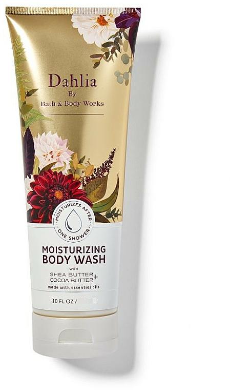 Bath and Body Works Dahlia - Perfumed Shower Gel — photo N1