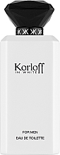 Fragrances, Perfumes, Cosmetics Korloff Paris Korloff In White - Eau de Toilette