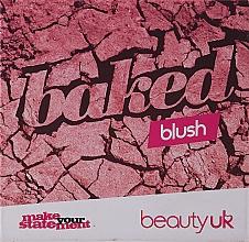 Fragrances, Perfumes, Cosmetics Blush - Beauty UK Cosmetics Baked Blusher (1 -Popsicle Pink)