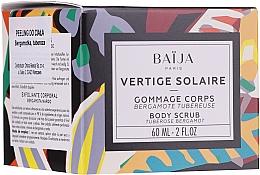 Fragrances, Perfumes, Cosmetics Body Scrub - Baija Vertige Solaire Body Scrub