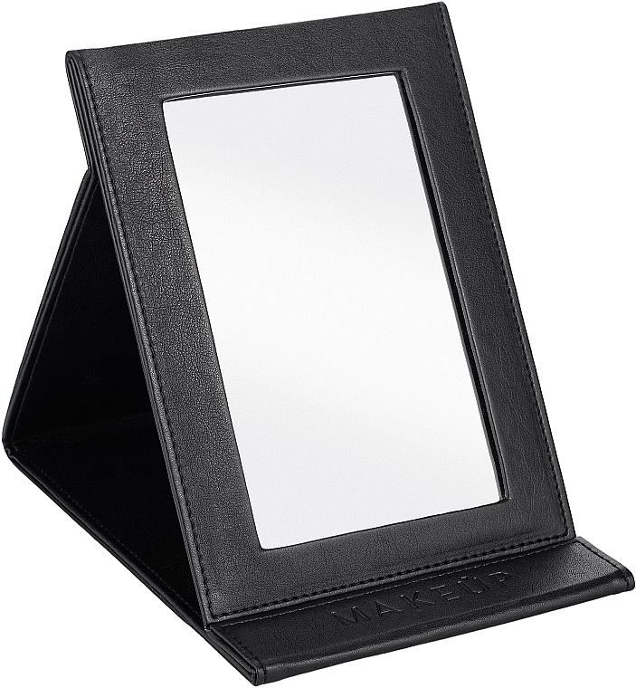 Tabletop Cosmetic Mirror, black - MakeUp Tabletop Cosmetic Mirror Black
