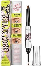 Fragrances, Perfumes, Cosmetics Brow Pencil & Shadows 2 in 1 - Brow Styler Eyebrow Pencil & Powder Duo
