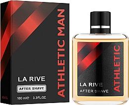 Fragrances, Perfumes, Cosmetics La Rive Athletic Man - After Shave Lotion