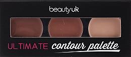 Fragrances, Perfumes, Cosmetics Blush Palette - Beauty Uk Shimmer Box (Bronze)