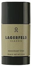 Fragrances, Perfumes, Cosmetics Karl Lagerfeld Lagerfeld Classic - Deodorant-Stick