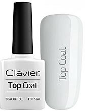 Fragrances, Perfumes, Cosmetics Hybrid Top Coat - Clavier ProHybrid Top Coat
