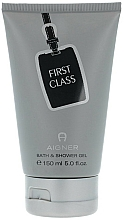 Fragrances, Perfumes, Cosmetics Aigner First Class - Shower Gel