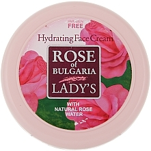 Fragrances, Perfumes, Cosmetics Moisturizing Face Cream - BioFresh Rose of Bulgaria Day Cream