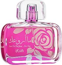 Fragrances, Perfumes, Cosmetics Rasasi Maa Arwaak - Eau de Parfum