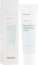 Fragrances, Perfumes, Cosmetics Mineral Cream with Thermal Water - Manyo Factory Thermal Water Moisturizing Cream