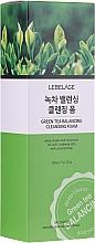Fragrances, Perfumes, Cosmetics Green Tea Foam - Lebelage Green Tea Balancing Cleansing Foam