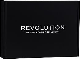 Fragrances, Perfumes, Cosmetics Set - Makeup Revolution Black Box Set №3