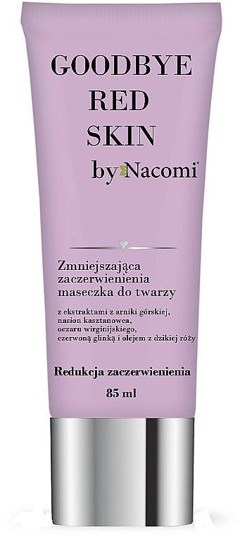 "Face Mask ""Goodbye Red Skin"" - Nacomi Goodbye Red Skin Mask"