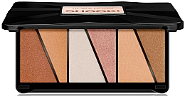 Fragrances, Perfumes, Cosmetics Highlighter Palette - Makeup Revolution Shook! Highlighter Palette