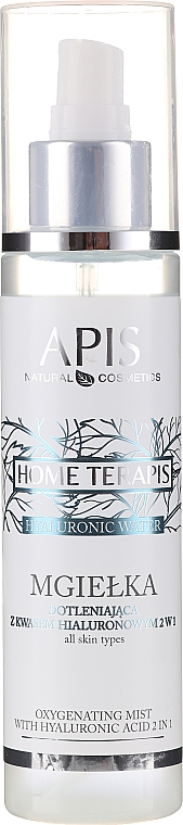 Hyaluronic Acid Mist - Apis Professional Home terApis Hyaluron Mist
