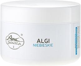 Fragrances, Perfumes, Cosmetics Blue Eye, Mouth and Neck Alginate Mask - Jadwiga Saipan Algi Niebieskie