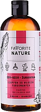 Fragrances, Perfumes, Cosmetics Ginseng & Cranberry Shampoo for Colored Hair - Favorite Nature Shampoo For Colored Hair Ginseng & Cranberry