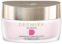 Fragrances, Perfumes, Cosmetics Firming Nourishing Cream 60+ - Dermika Re.Visage