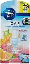 "Fragrances, Perfumes, Cosmetics Air Freshener Refill ""Tropical Fruits"" - Ambi Pur Air Freshener Refill Tropical Fruits"