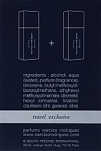 Narciso Rodriguez For Him Bleu Noir - Set (2x25ml) — photo N3
