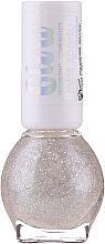 Fragrances, Perfumes, Cosmetics Nail Polish - Miss Sporty Glow Glitter Coat