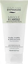 Fragrances, Perfumes, Cosmetics Anti-Imperfections Clay Mask - Byphasse Anti-imperfections Clay Mask