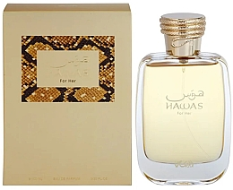 Fragrances, Perfumes, Cosmetics Rasasi Hawas For Her - Eau de Parfum