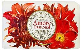 Fragrances, Perfumes, Cosmetics Vanilla, Almond, Orange, Tropical Fruits Soap - Nesti Dante Amore Passional Nourishing Vegetable Soap