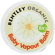 Fragrances, Perfumes, Cosmetics Baby Warming Vapour Balm - Bentley Organic Baby Vapour Balm