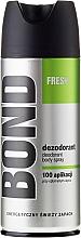 Fragrances, Perfumes, Cosmetics Deodorant - Bond Fresh Deo Spray
