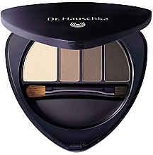 Fragrances, Perfumes, Cosmetics Eye & Brow Palette - Dr Hauschka Eye & Brow Palette