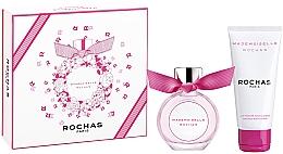 Fragrances, Perfumes, Cosmetics Rochas Mademoiselle Rochas Eau de Toilette - Set (edt/50ml + b/lot/100ml)